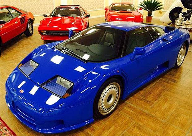Bugatti EB110 je levnější než Veyron. Připravte si ale minimálně 20 milionů za kus