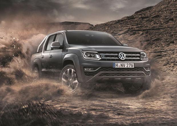 Volkswagen Amarok lze nově objednávat s ještě výkonnějším šestiválcem