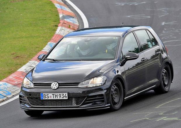 Nový VW Golf: Osmá generace už krouží na Nürburgringu!