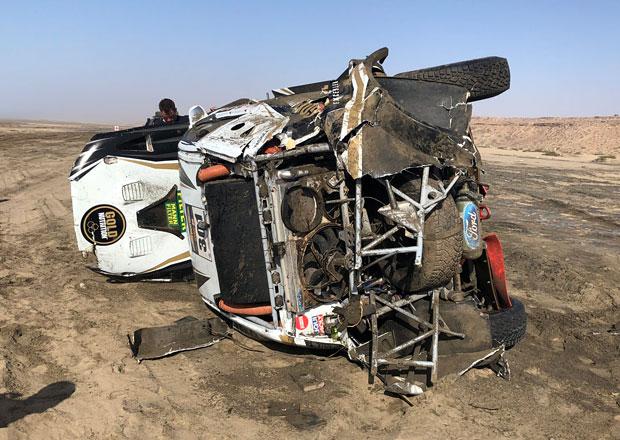 Morocco Desert Challenge: Jak tohle mohla česká posádka přežít...