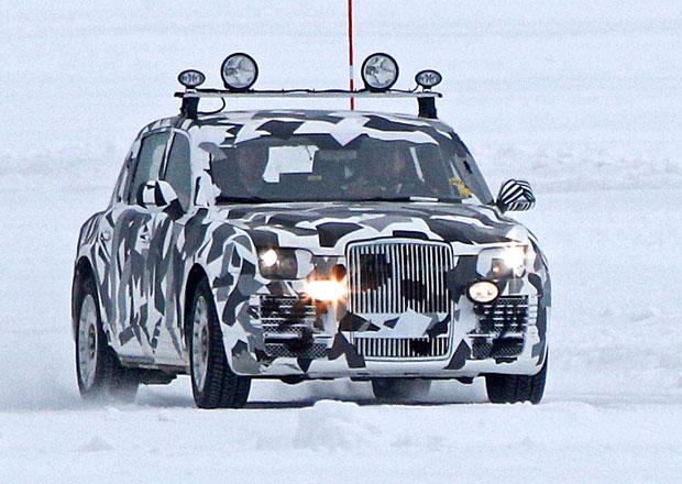 Ruský Rolls-Royce pro Putina je za dveřmi. Už prošel nárazovými testy. Úspěšně?