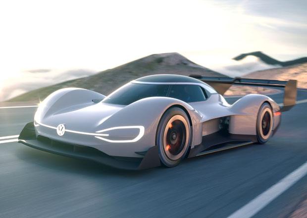 Volkswagen I.D. R Pikes Peak: Překoná rekord tratě závodu do oblak?
