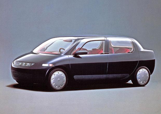 Nissan Boga (1989): Do města v pohodlí