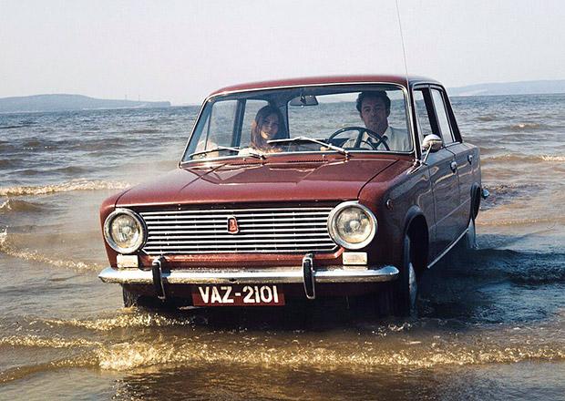 Slavný žigulík slaví. Lada 2101 se začala vyrábět přesně před 48 lety