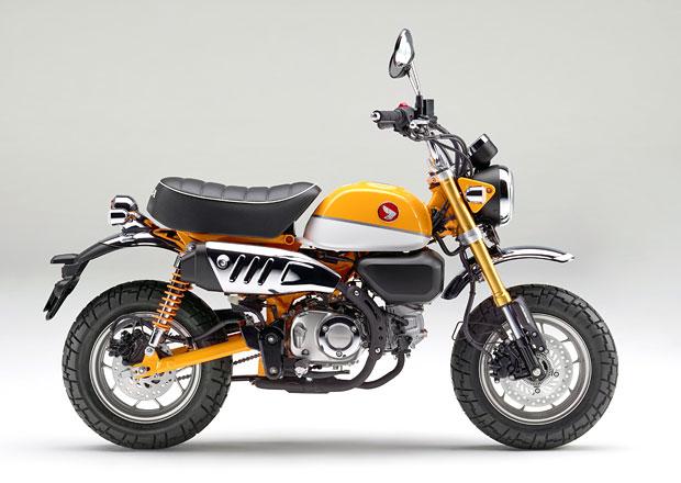 Honda Monkey: Legendární minibike nastupuje v nové podobě