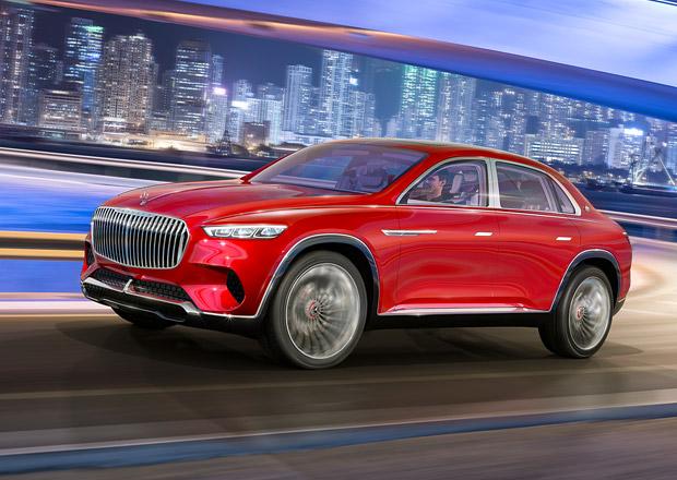 Mercedes-Maybach Ultimate Luxury oficiálně. Přivítejte opulentní SUV sedan