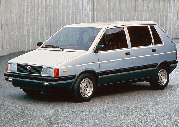 Lancia Megagamma: Giugiarův Ital Design stvořil MPV už před 40 lety