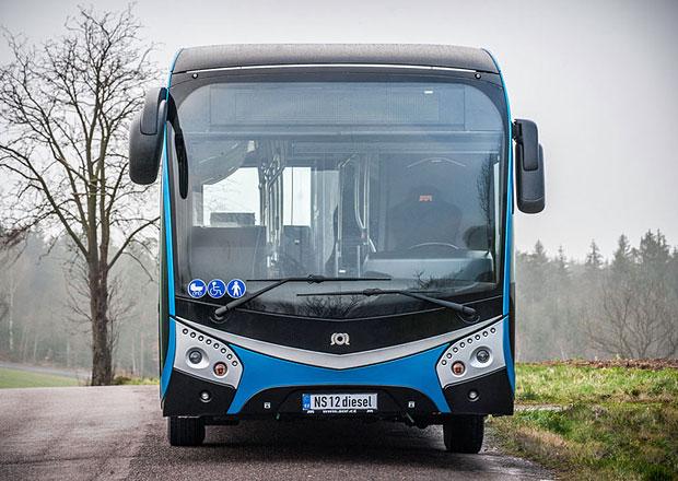 Praha získá 300 nových autobusů značky SOR