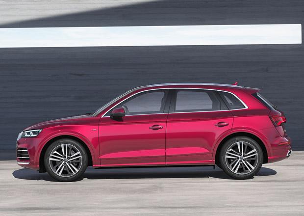 Tohle Audi Q5 u nás nekoupíte. V čem je tak zvláštní?