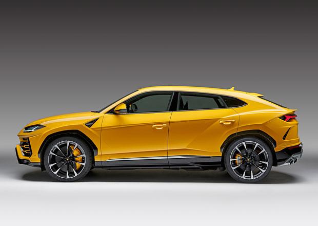 Lamborghini nepostaví menší SUV než Urus. Ale co větší?