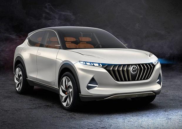 V Číně jsou k vidění dva působivé koncepty Pininfarina. Elegance a elektřina v hlavní roli