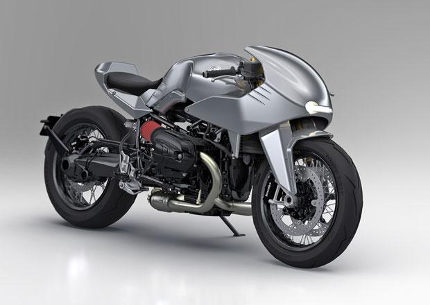 Dab Design nabízí proměnu BMW R nineT ve futuristický café racer