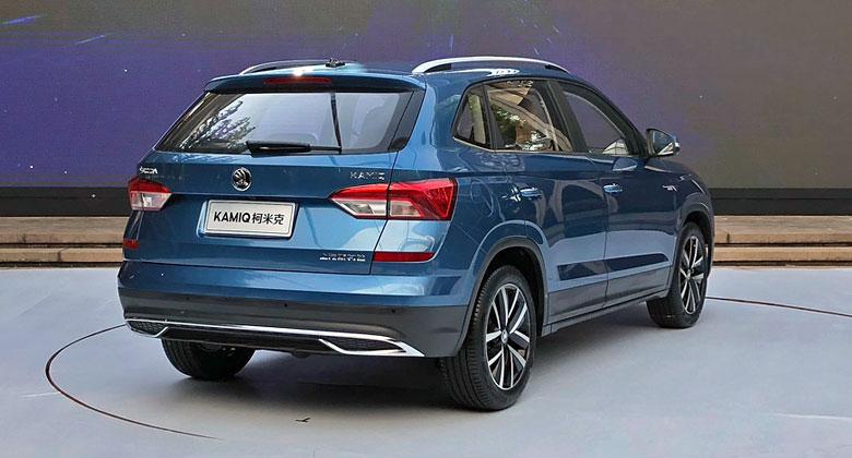 Škoda Kamiq detailně: Prohlédněte si nové SUV, se kterým se jen tak nesvezete