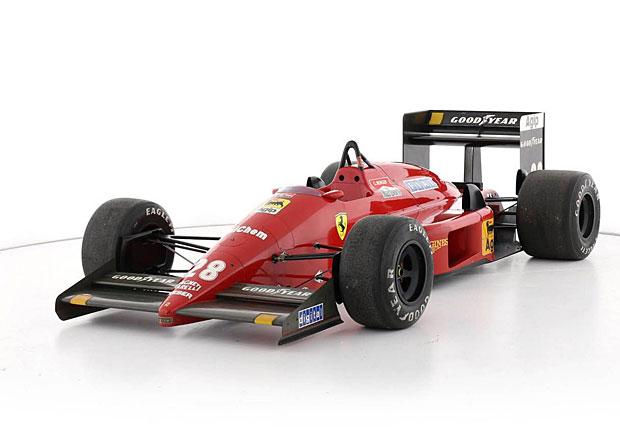 Kupte si monopost z Maranella, jako jeden z posledních zažil samotného Enza Ferrariho