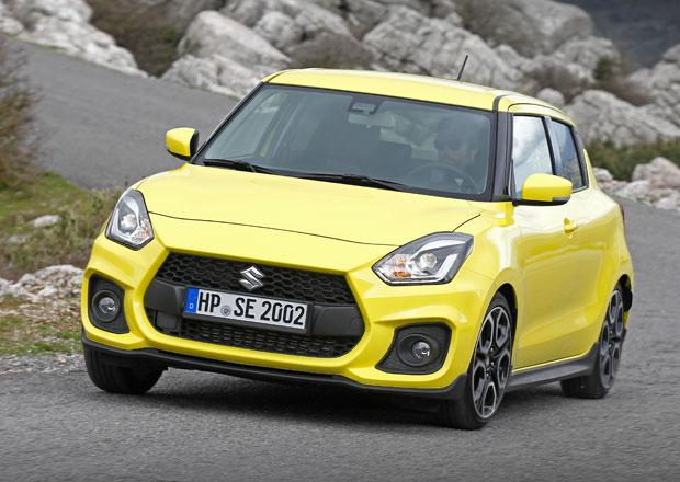 Jízdní dojmy se Suzuki Swift Sport: Teď už s turbem...