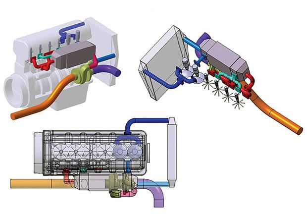 Novinka slibuje zvýšit účinnost dieselu. O pětinu... Je to tekutý dusík!