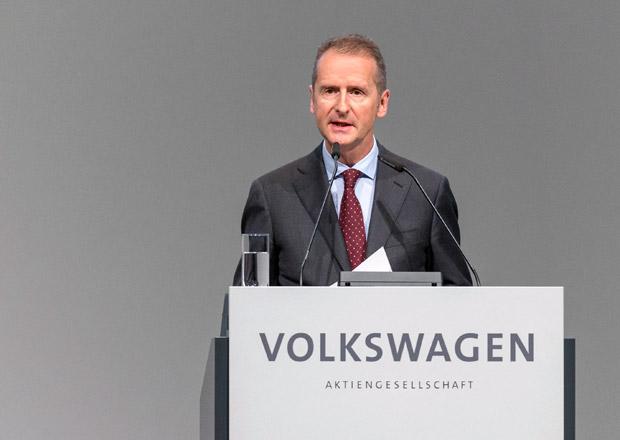 Nový šéf VW: Firma se musí chovat etičtěji. Co si pod tím představit?