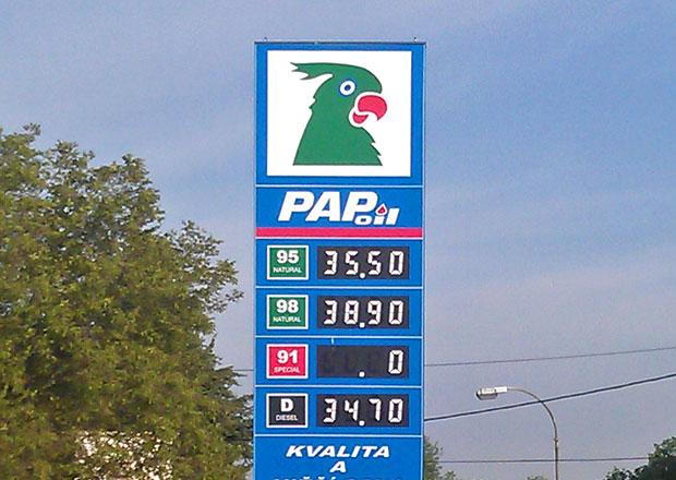 Další značka čerpacích stanic mizí z Česka. Z Pap Oilu bude MOL