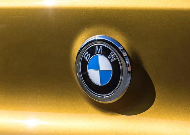Čistý zisk BMW mírně stoupl na rekordních 2,3 miliardy eur