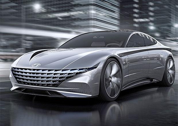 Hyundai chystá další futuristický koncept sještě výraznějším designem