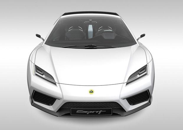 Nový Lotus Esprit má dorazit v roce 2020 jako vlajková loď své značky