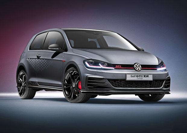 """VW Golf GTI TCR oficiálně: Seznamte se s nejrychlejším GTI, které se nezalekne ani """"erka""""!"""