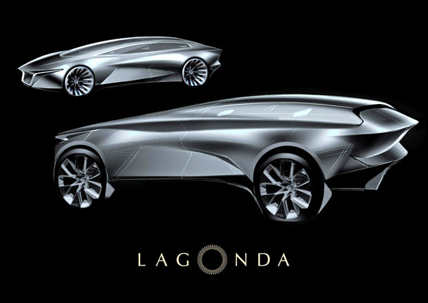 Aston Martin potvrdil revoluční SUV Lagonda na rok 2021