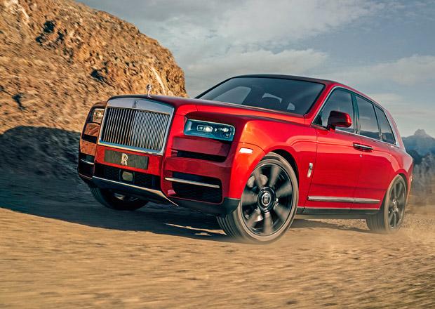 Rolls-Royce Cullinan oficiálně: Přivítejte nejluxusnější SUV světa!