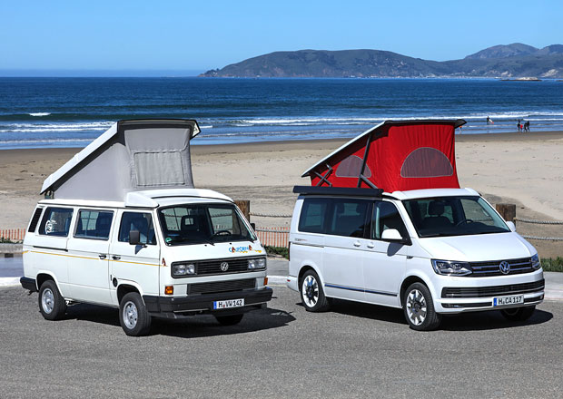 California v Kalifornii: Legendární obytňák od VW jsme prohnali po Americe!