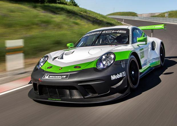 Porsche 911 GT3 R: Tahle devětsetjedenáctka může jen na okruhy