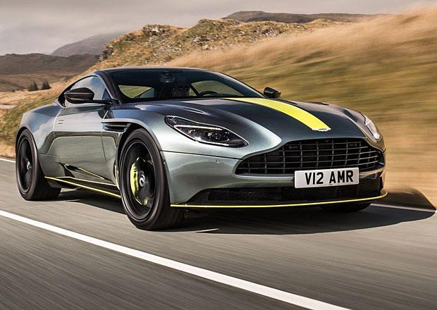 Aston Martin DB11 AMR: Dárek k výročí přijde na 5 milionů