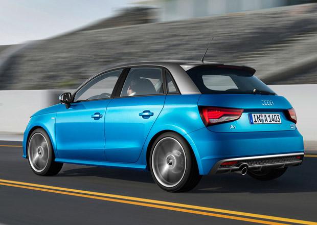 Veterán v nabídce Audi se dočká nové generace. Co čekat od nové A1?