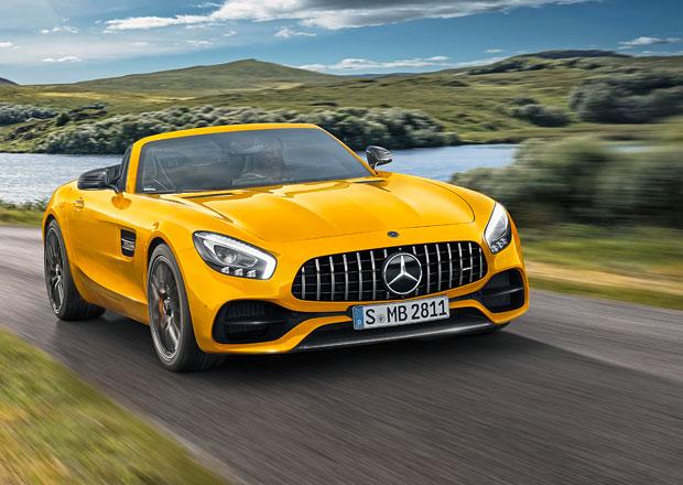 Mercedes-AMG představuje GT S Roadster, ostrý mezičlánek se sympatickým výkonem