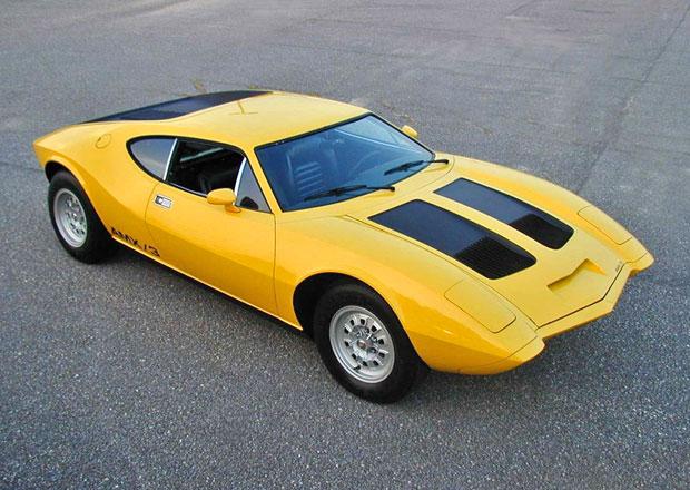 AMC AMX/3: Jak se zapomenutá americká značka snažila konkurovat Ferrari a selhala