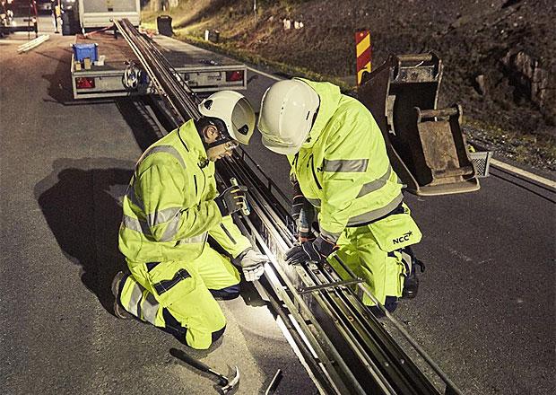 Ve Švédsku staví silnici pro dobíjejí elektromobilů při jízdě
