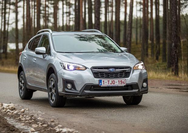 V první plug-in hybrid značky Subaru se promění model XV