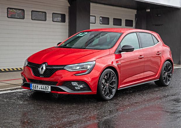 První dojmy: Renault Mégane R.S. nezklamal. Bude králem předokolek?