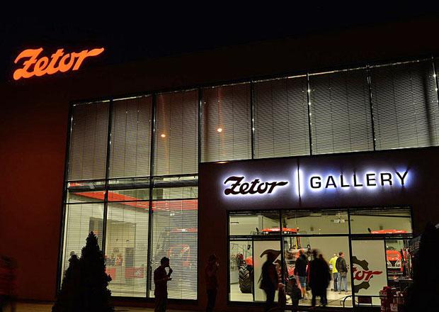 Zetor Gallery zve na Brněnskou muzejní noc