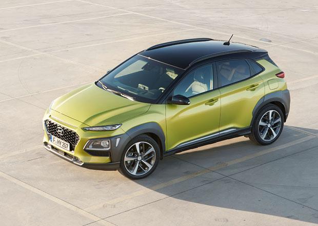 Hyundai Kona se může stát dalším zástupcem sportovní divize N