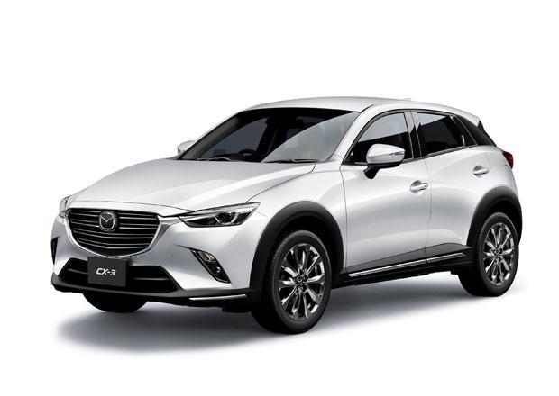 Mazda sází na upsizing. V CX-3 nahradí patnáctistovku novým 1.8 Skyactiv-D