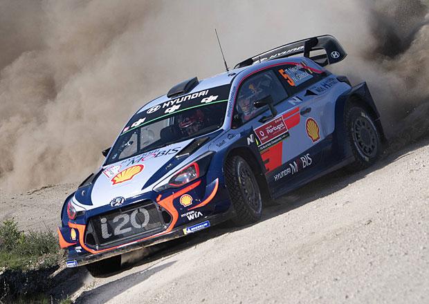 Portugalská rallye v cíli: Neuville vyhrál a vede MS