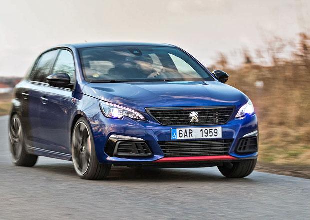 Další oběť striktních emisních norem: Peugeot stopnul výrobu 308 GTi