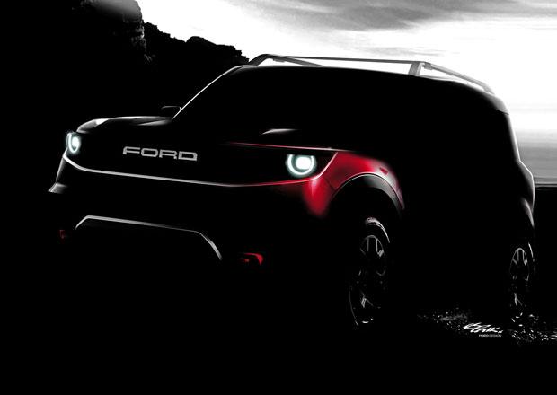 Ford oživí jméno Puma prostřednictvím nového modelu