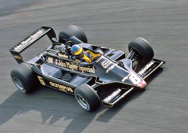 Lotus 79 (1978-1979): Poslední černozlatý mistr mistr světa