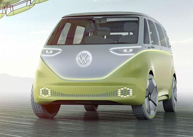 VW spolupracuje s Applem. Mají postavit autonomní Transporter