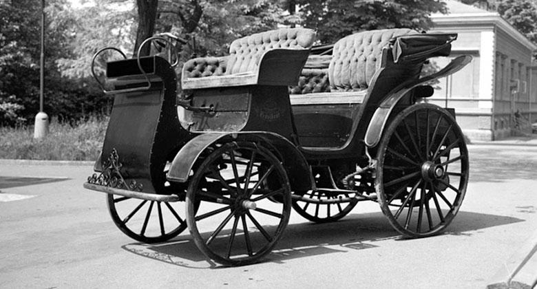 NW Präsident: První automobil z Kopřivnice slaví 120 let od své první dálkové jízdy