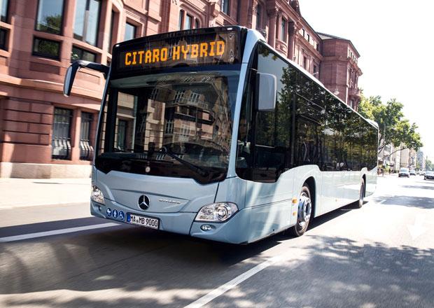 Mercedes-Benz uspěl s autobusy Citaro a Conecto v Polsku