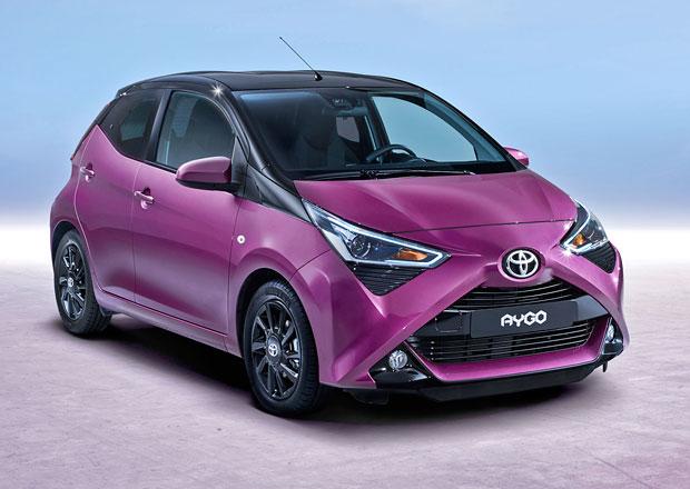 Kolínská Toyota Aygo přichází v modernizované verzi. Kolik dáte za inovovaný motor?
