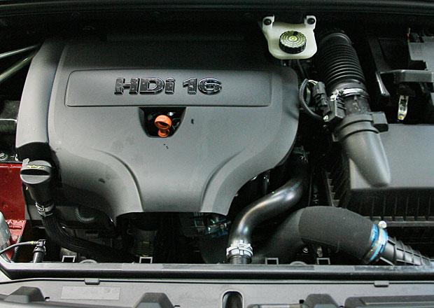 Motor 2.0 HDi 16V a 2.2 HDi Euro 4 a Euro 5: Ještě poctivé železo