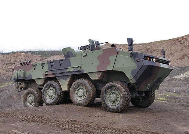 Otokar ARMA 8x8: Taktické obrněné vozidlo z Turecka